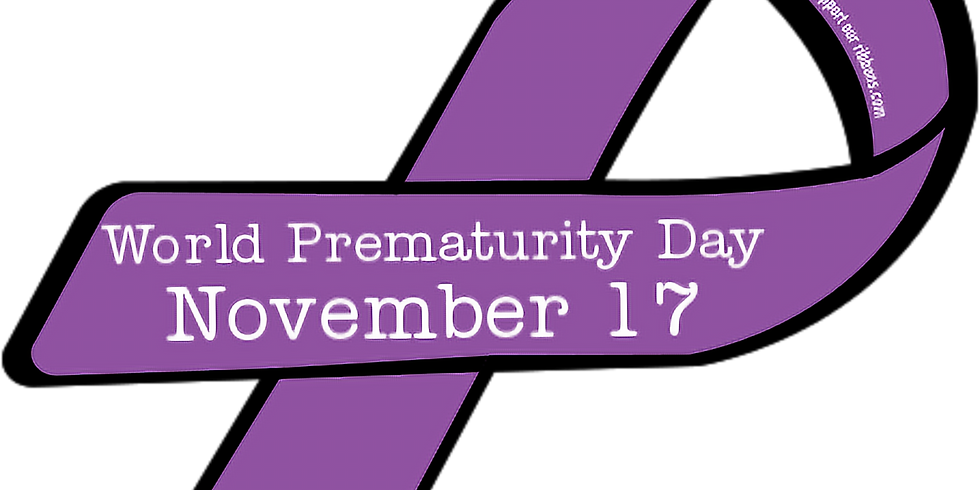 World Prematurity day walk