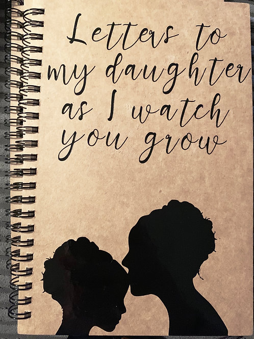 Letters to my child book