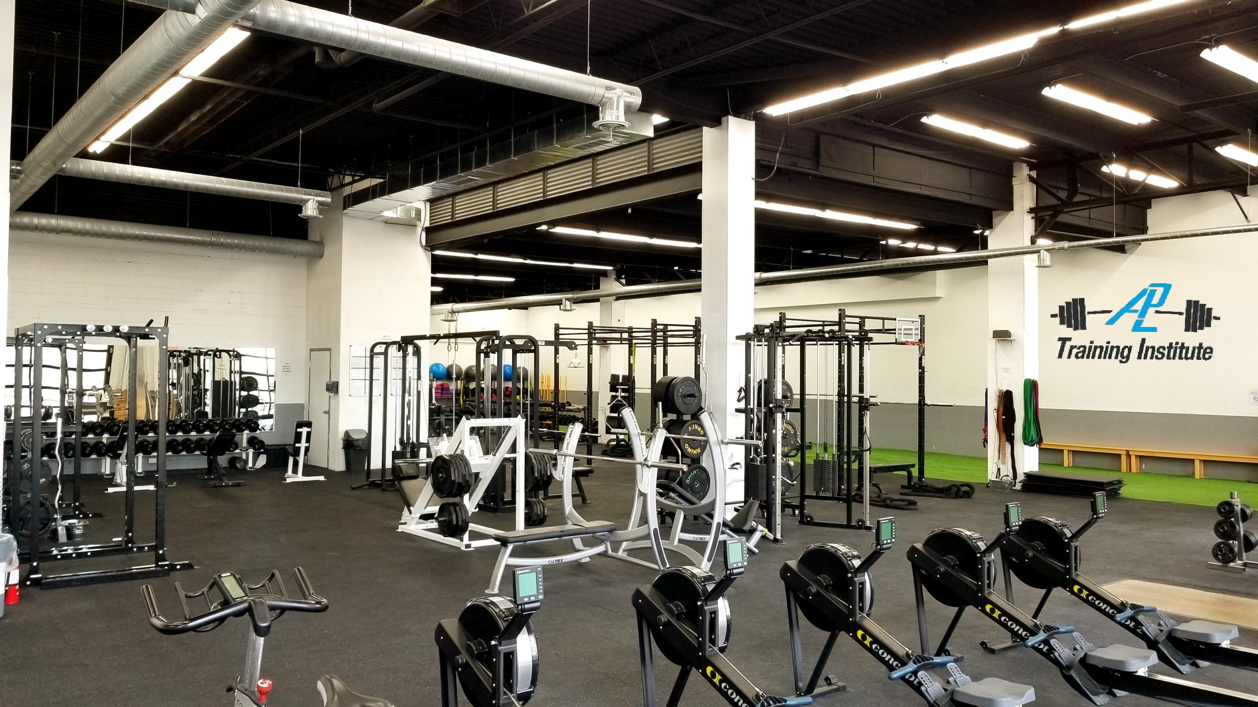 ALP-TI Gym Profile Pic