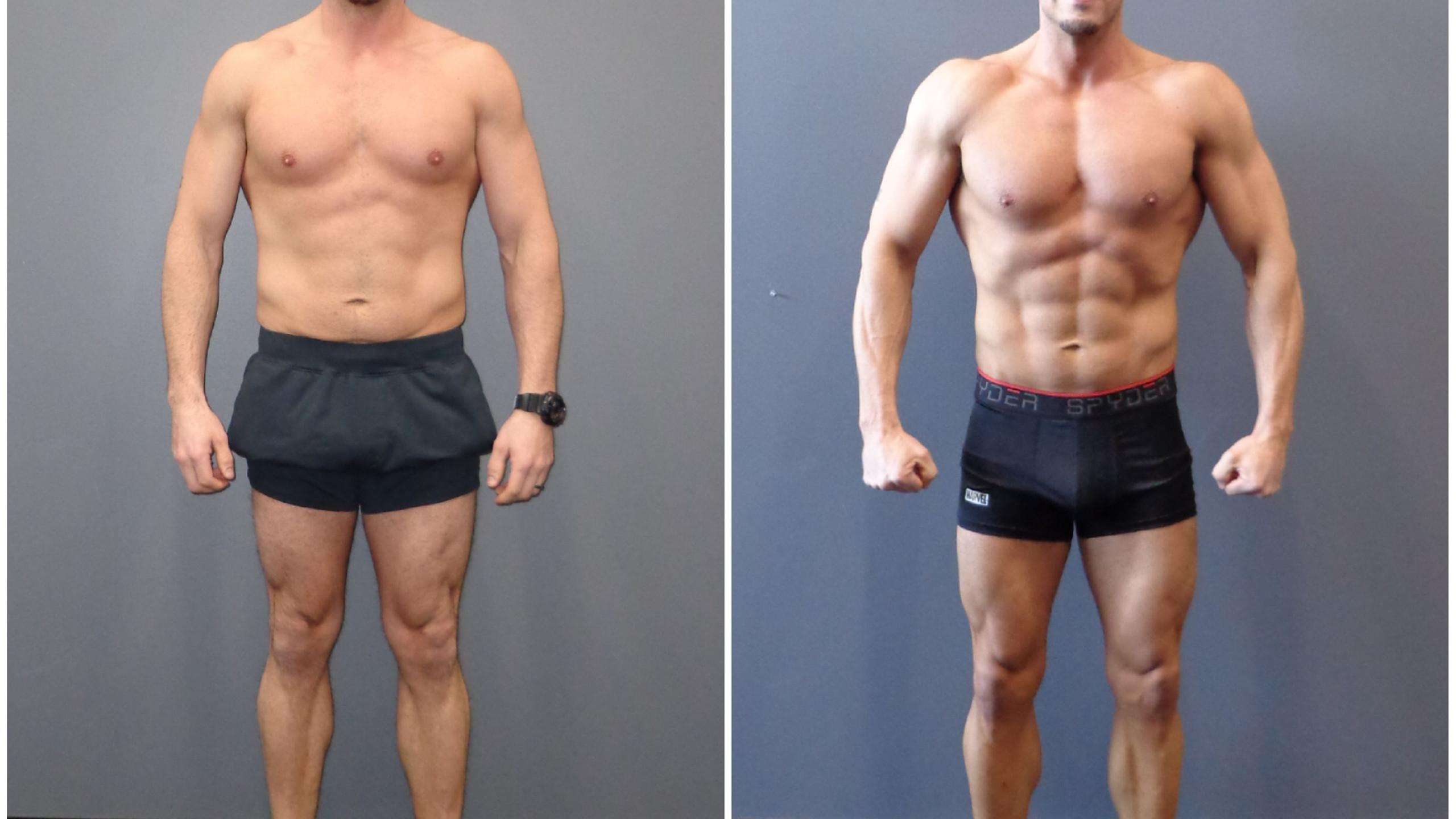 Adam Lloyd 2019 Transformation