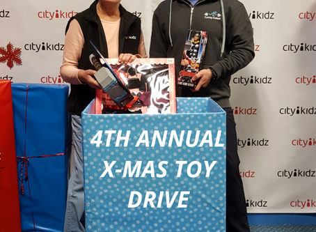 4th Annual Toy / Food Drive and Charity Bootcamp!