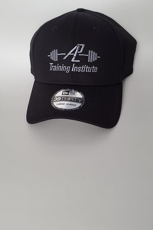 New Era Baseball Hat - grey logo