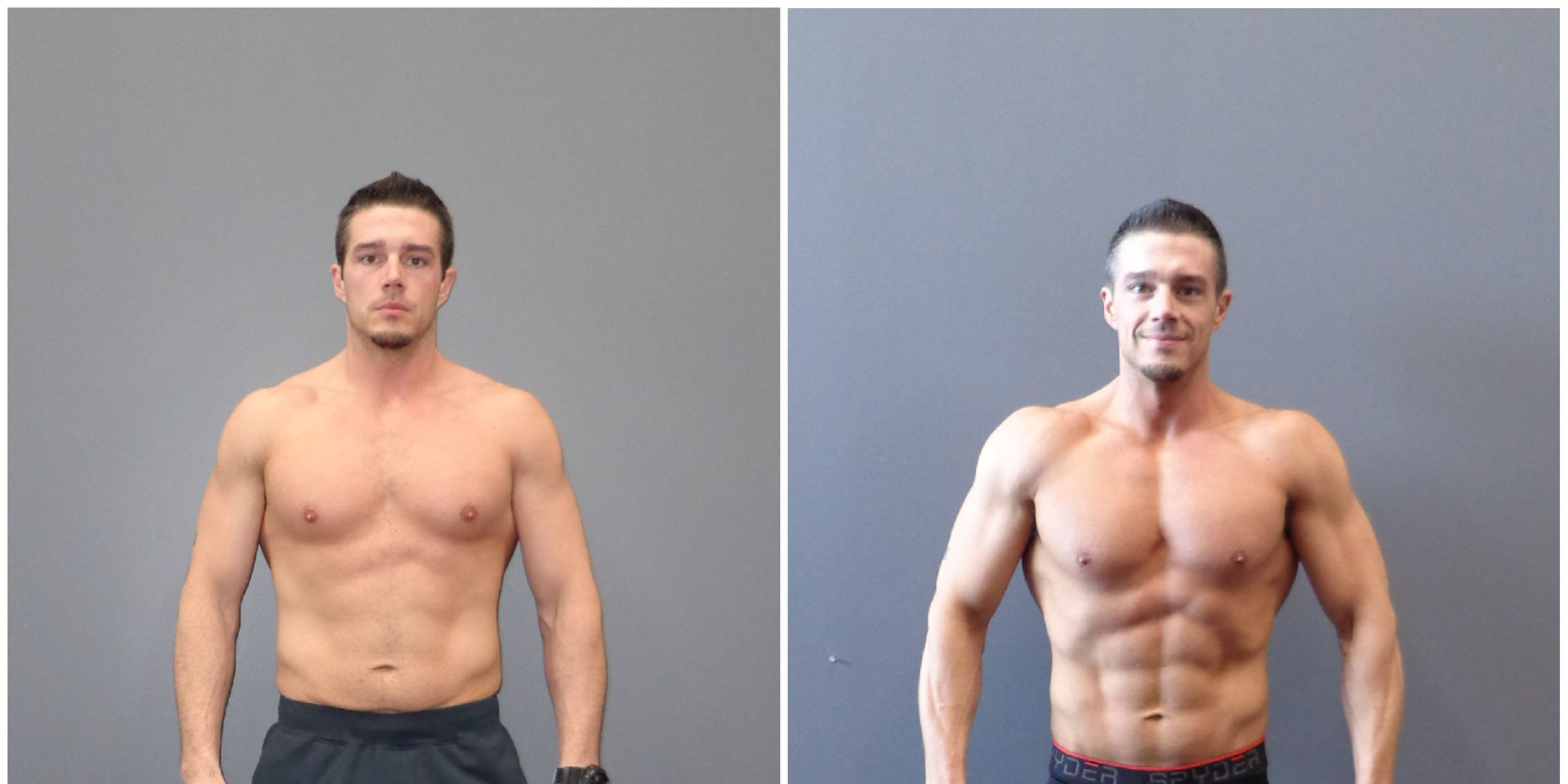 Adam Lloyd 2019 Before and After