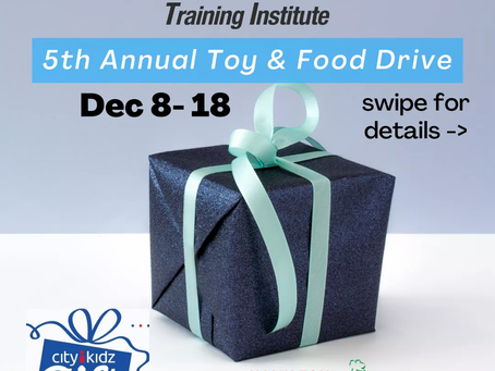 5th Annual Toy & Food Drive