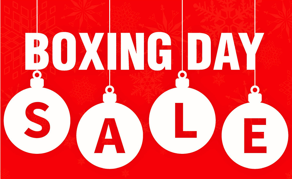 Boxing Day Sales 2017