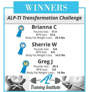 2017 Transformation Challenge Winners