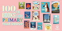 100 books for every year group (peters).