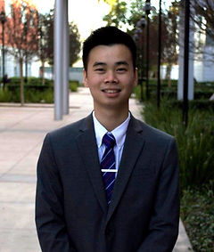 Allen Cheng - Treasurer