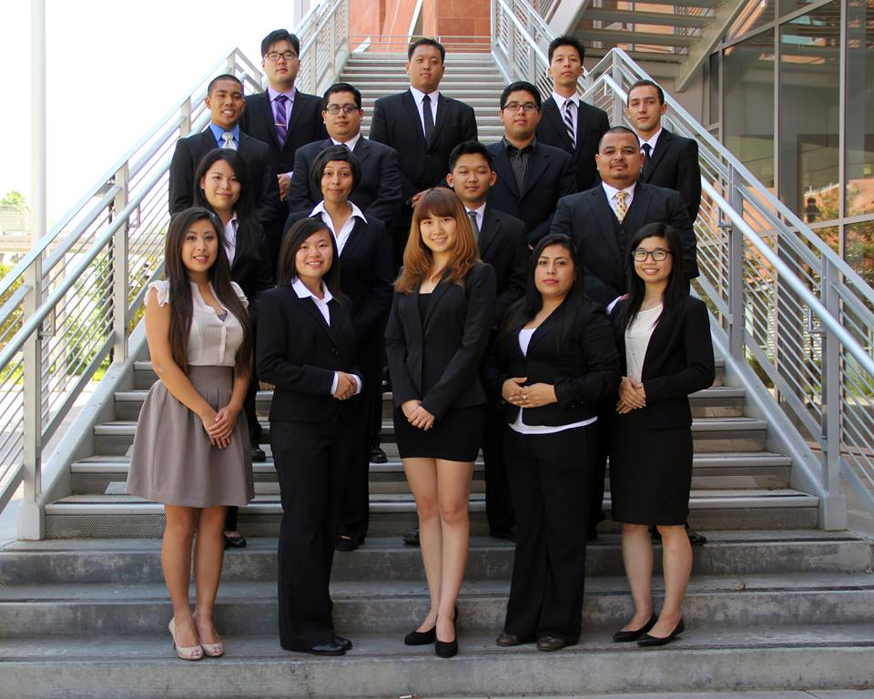 Fall 2014 - Winter 2015 Officers