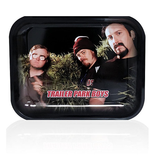 Clippings Trailer Park Boys Rolling tray