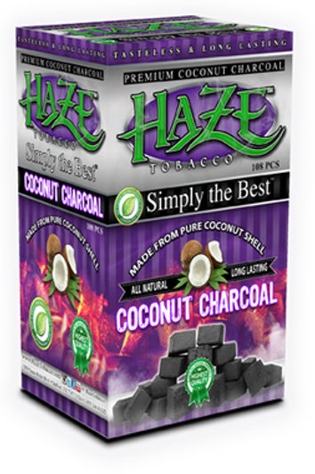 Haze coconut charcoal