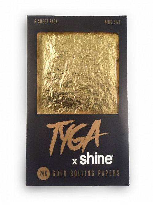 Shine 24k gold King Size