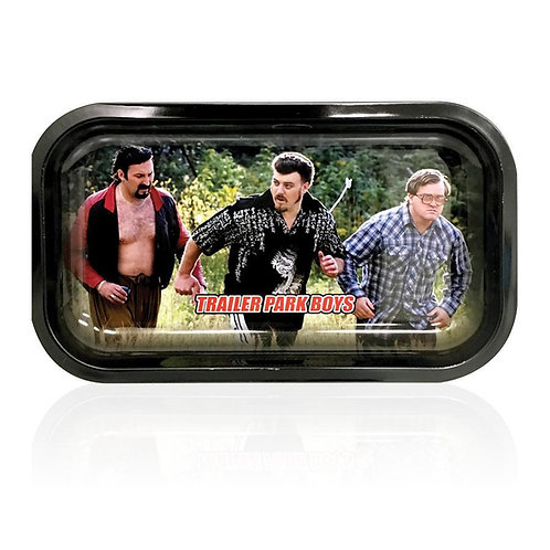 Hustle Trailer Park Boys Rolling Tray