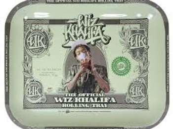 Wiz Kahlifa Huge tray