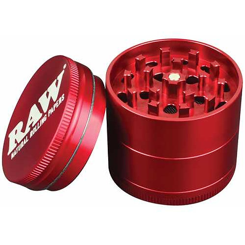 Raw x Santa Cruz 4pc  Grinder