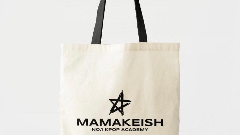 MK Logo Tote Bag