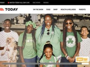SAVANNAH FAMILY PROMISE PROGRAM GRADUATES FEATURED SUNDAY ON NBC'S TODAY SHOW