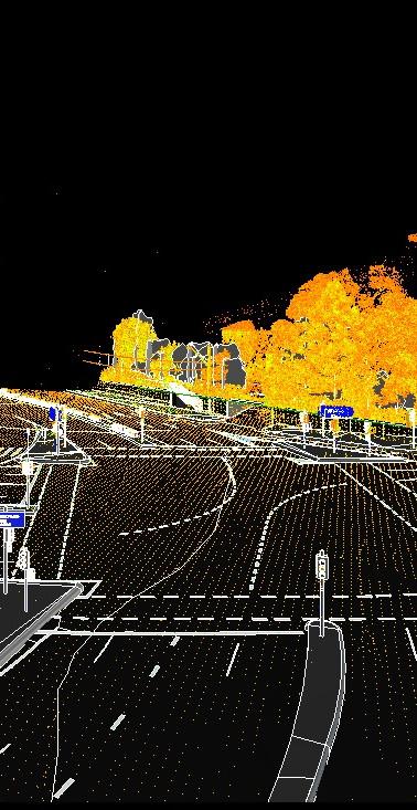 Road Intersection Model, Australia