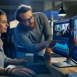 WSQ Video Editing Technical Skills