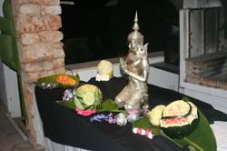 Thai Ambassador reception