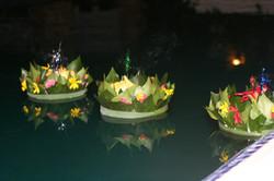 Loi Kratong water festival