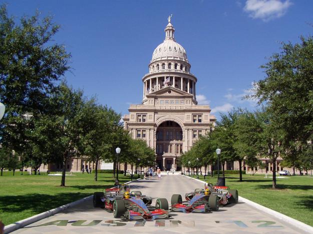 Austin Capitol McLarens