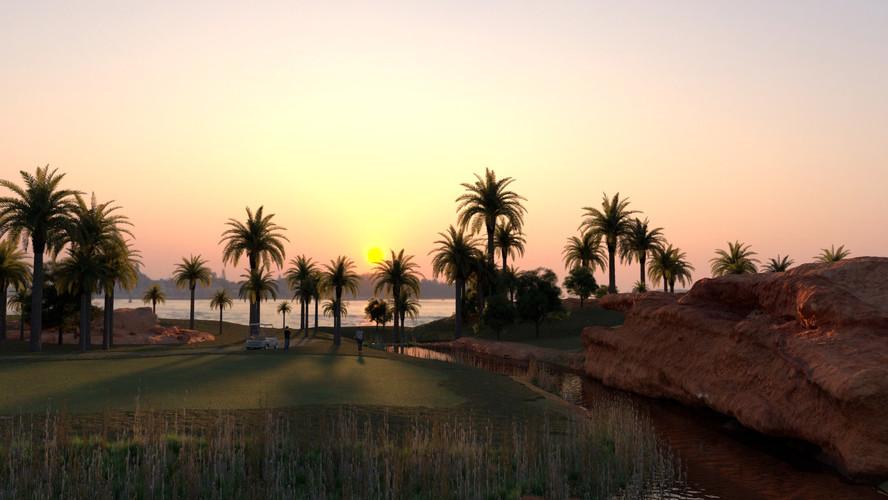 Arid Golf