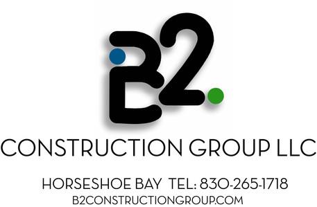 B2 Construction Group LLC Logo Final