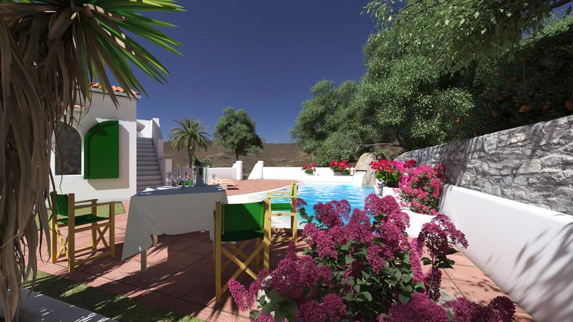 Menorca House Pool extension