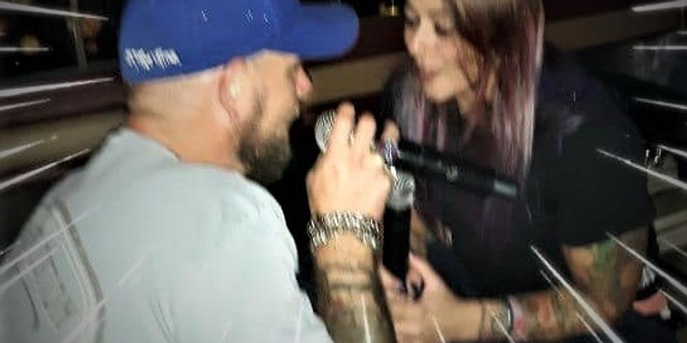 Karaoke with Scotty