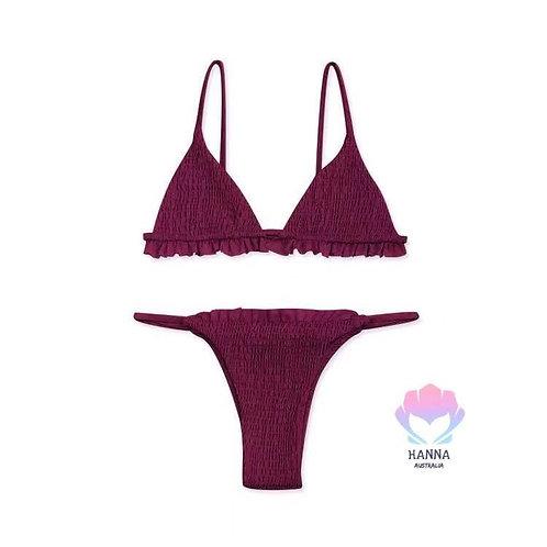 BARBALA RUBY Bikini Set