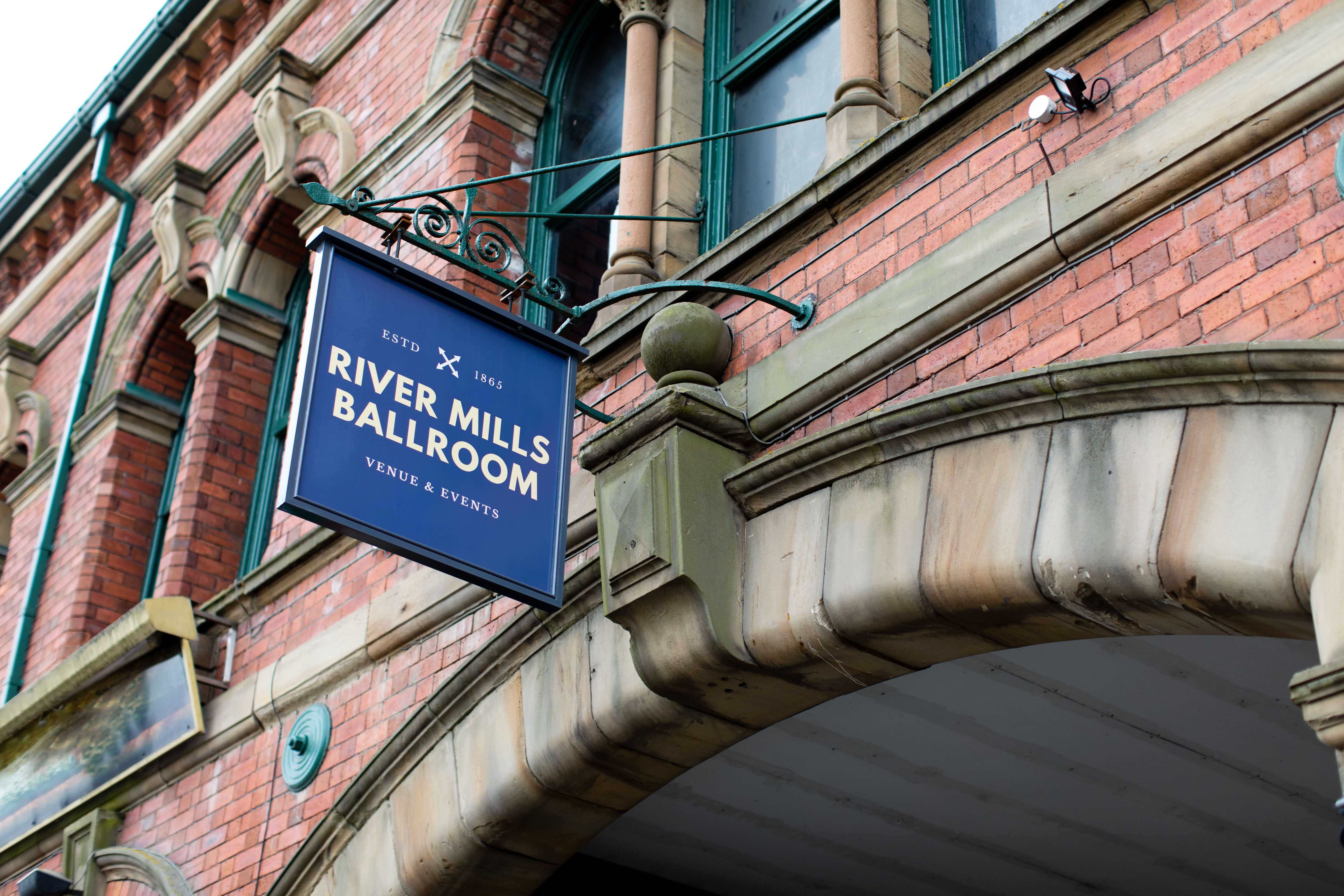 River Mills Ballroom