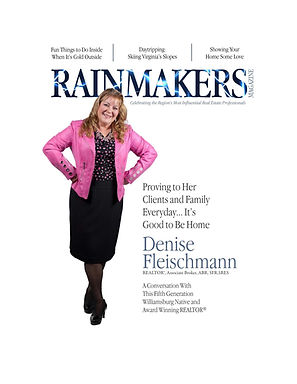 Denise Fleischmann Rainmakers