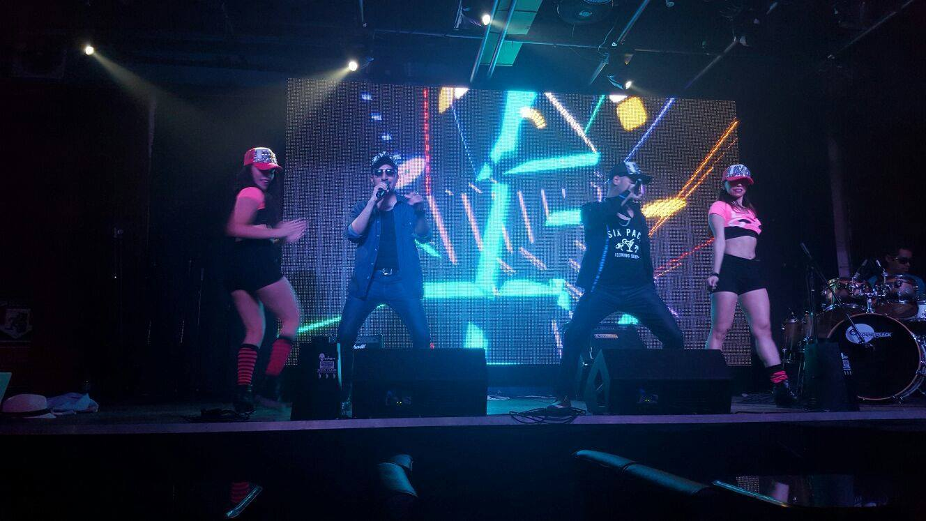 DJ & The Voice reggaeton