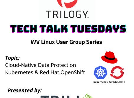 Join us Oct. 20th #TechTalkTuesday