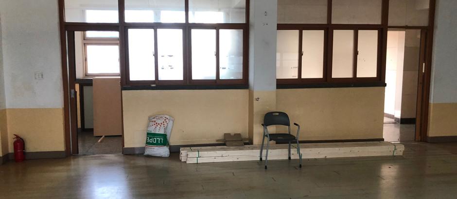 2020.03.24~04.04영림중학교 환경개선 공사