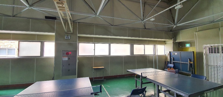 2020.08.15~08.30 상암고등학교 체육관 환경개선공사