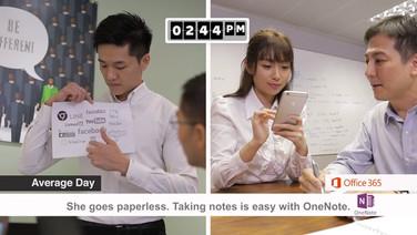 """Watson """"office 365"""" video"""