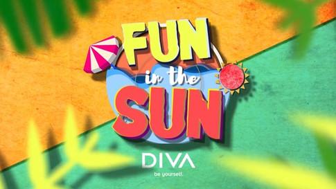 DIVA Channel ID:  Fun In The Sun