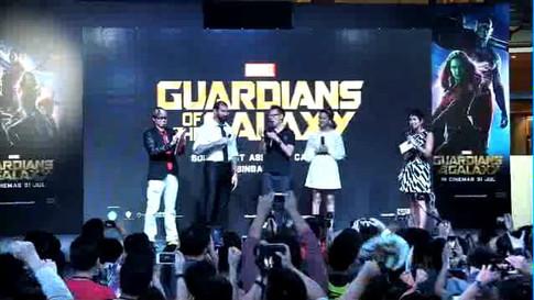 Marvel 銀河守護隊亞洲之旅