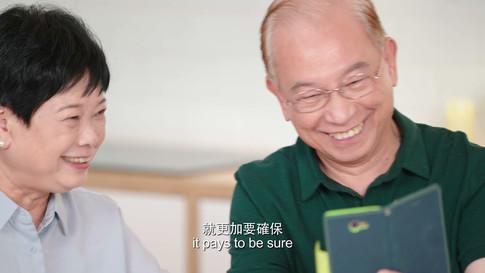 Bupa Customer Testimonials Video