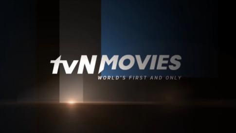 tvN Movies 頻道包裝