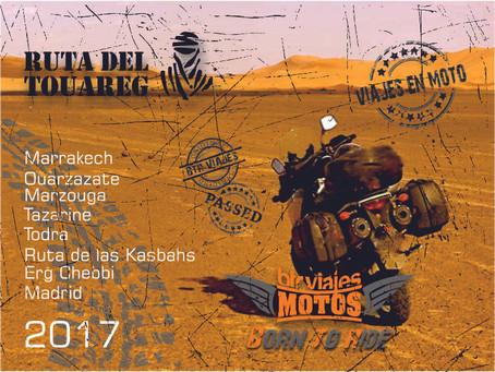 BTR WMT Marruecos, la Ruta del Touareg 2017
