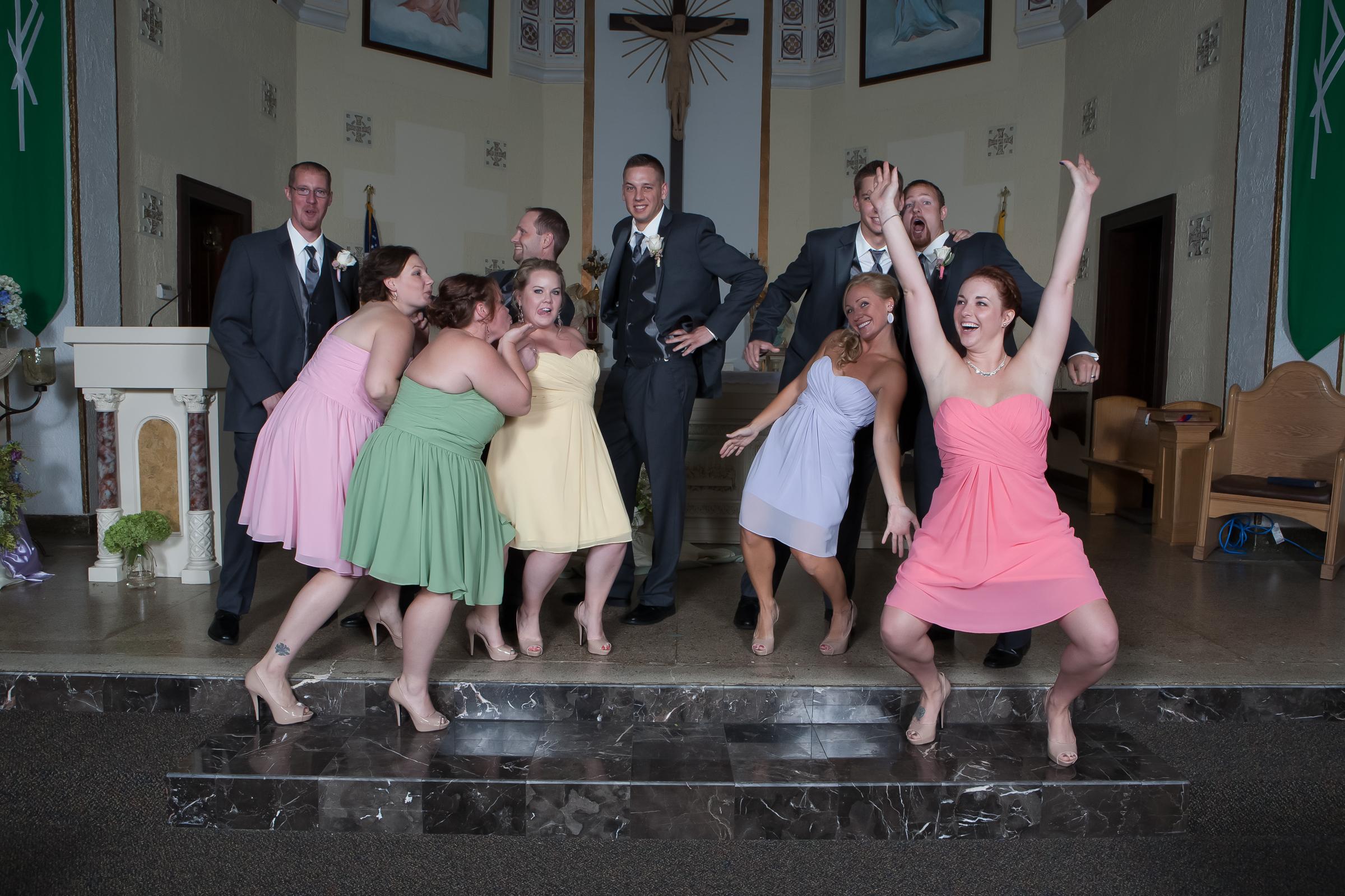 Wedding Party-61
