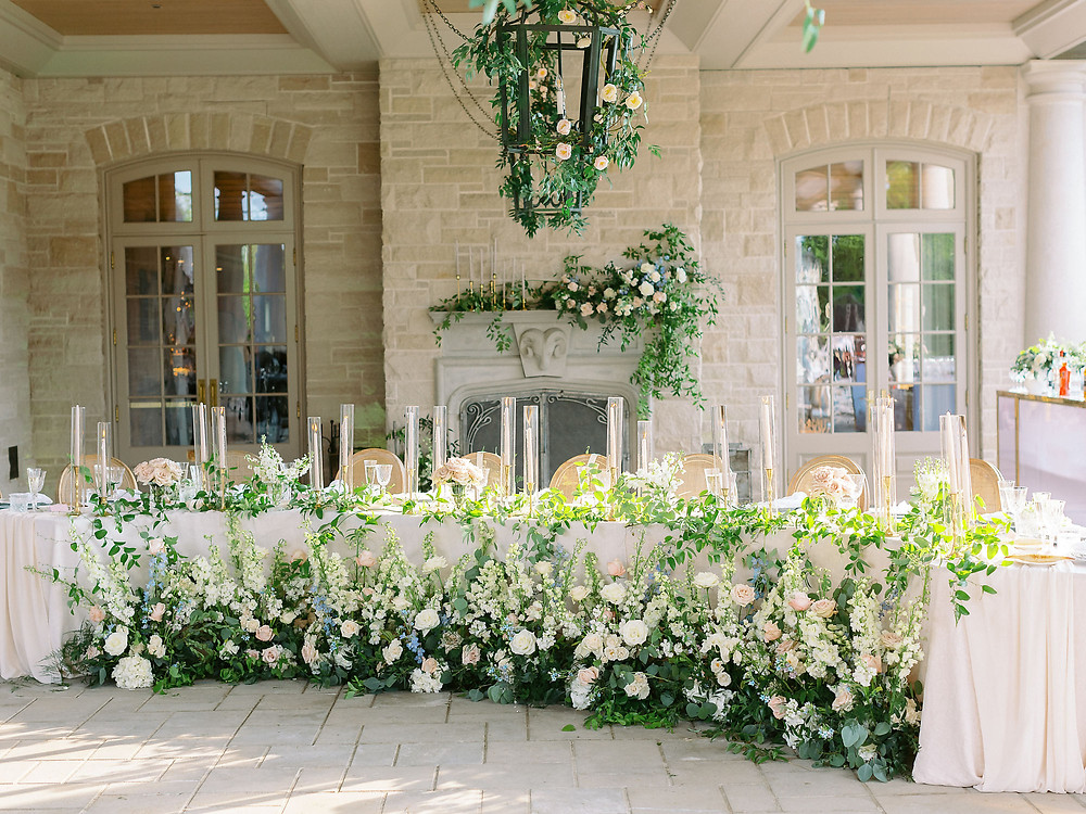 Beautiful garden wedding by Shealyn Angus Weddings & Events, flowers by Rachel A Clingen, shot by Will Reid Photography
