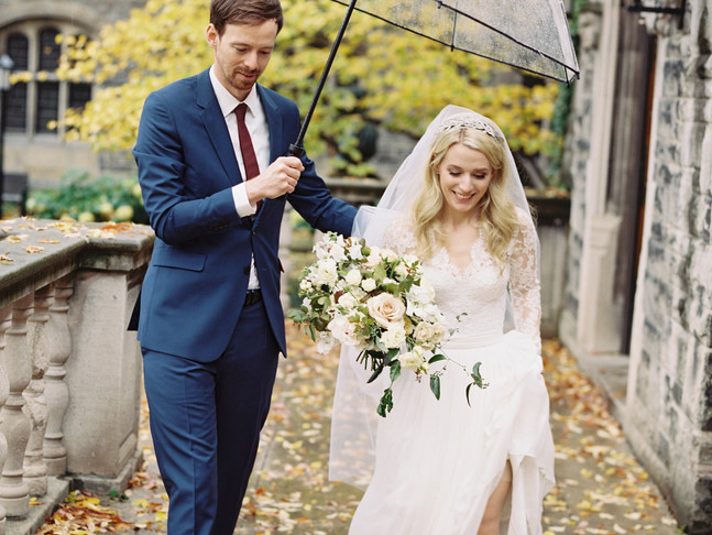 TOP FIVE: WEDDING PLANNING MISTAKES
