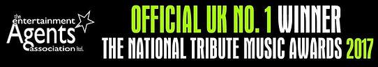 National Tribute award logo 2017