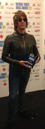Paul (Our Liam) at the National Tribute Awards