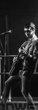 Phil (Noel) live on stage