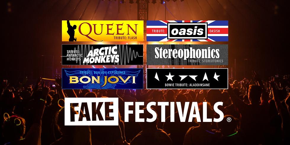 Stoke Fake Festival